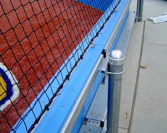 Baseball Backstop Walls | JW Industries
